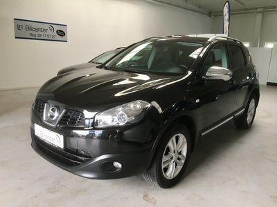 brugt Nissan Qashqai 1,6 dCi Tekna