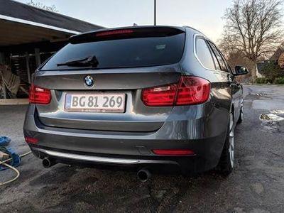 brugt BMW 335 3,0 i, Touring aut