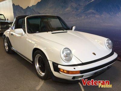 brugt Porsche 911 Carrera 3,2 Targa
