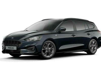 brugt Ford Focus 1,0 EcoBoost Hybrid ST-Line 125HK Stc 6g