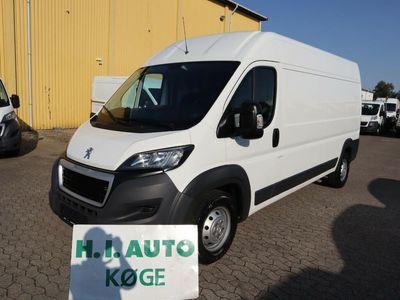 brugt Peugeot Boxer 435 2,2 HDi 150 Kassevogn L3H2