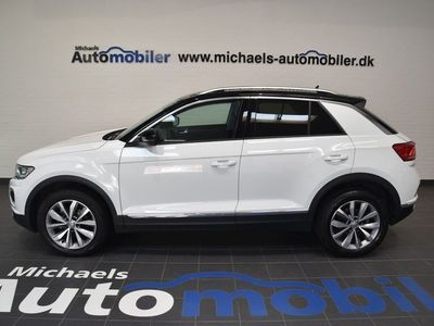 brugt VW T-Roc 1,0 TSi 115 Style