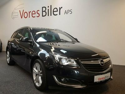 used Opel Insignia Country Tourer 2,0 CDTi 170 Cosmo aut. 4x4