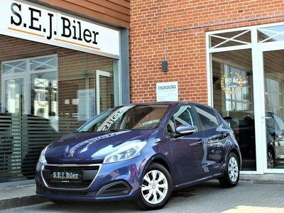 usado Peugeot 208 1,6 BlueHDi Active 100HK 5d