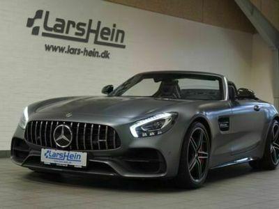 brugt Mercedes AMG GT C Roadster aut.