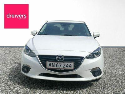 brugt Mazda 3 2.0 SKYACTIV-G 120 HK | Vision | 1. indreg. 2015
