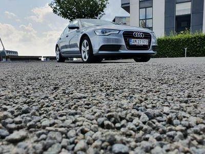 brugt Audi A6 3,0 Tdi, 204 hk multitronic