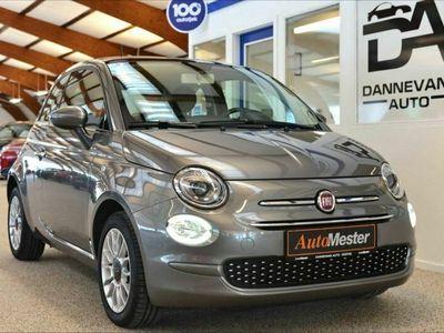 brugt Fiat 500 Lounge