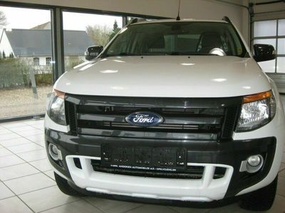 brugt Ford Ranger 3,2 TDCi Db.Kab Wildtrak 4x4
