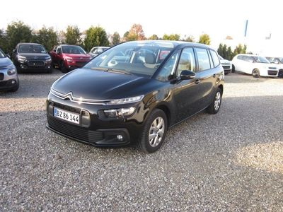 second-hand Citroën Grand C4 Picasso 1,6 Blue HDi Intensive start/stop 120HK 6g