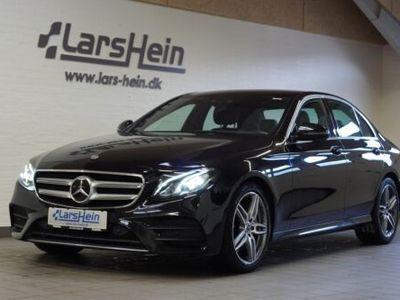 brugt Mercedes E350 AMG aut.