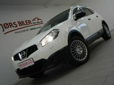 brugt Nissan Qashqai +2 1,6 Visia 7prs