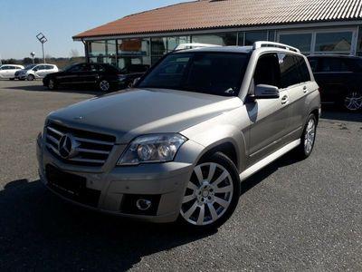 brugt Mercedes GLK320 3,0 CDi aut. 4-M Van