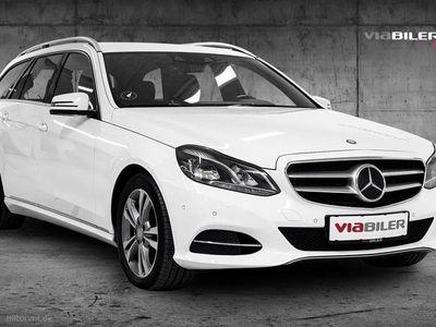 gebraucht Mercedes E250 2,1 Bluetec 4-Matic 7G-Tronic Plus 204HK Stc 7g Aut.