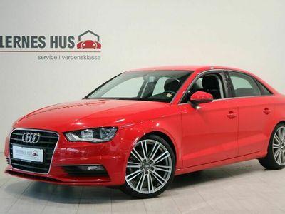 brugt Audi A3 TFSi 180 Ambition