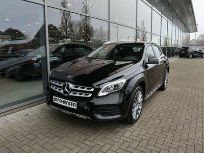 usado Mercedes GLA250 2,0 AMG Line aut. 4-M