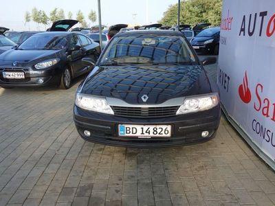 brugt Renault Laguna 1,8 16V Dynamique Sport 123HK Stc