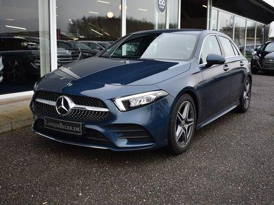 brugt Mercedes A220 2,0 Advantage AMG aut. 4-M