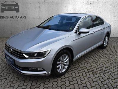 brugt VW Passat 1,4 TSI BMT ACT Comfortline Plus DSG 150HK 7g Aut. - Personbil - sølvmetal