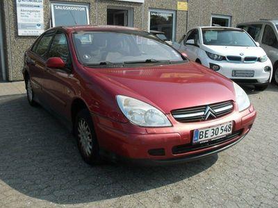 brugt Citroën C5 2,0i 16V Prestige