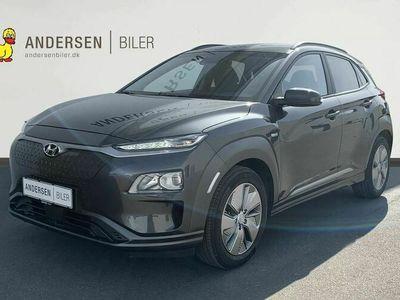 brugt Hyundai Kona EL Essential 204HK 5d Aut.