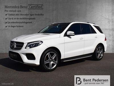 usado Mercedes GLE350 Coupe 3,5 D 4-Matic 9G-Tronic 258HK 5d 9g Aut.