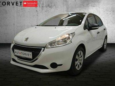 brugt Peugeot 208 1,0 VTi Active