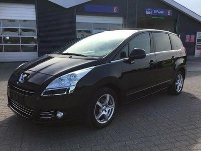 usata Peugeot 5008 1,6 HDi 112 Premium 7prs