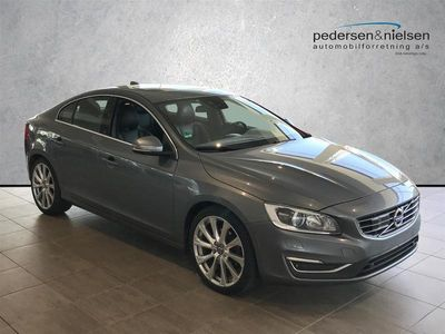 brugt Volvo S60 2,0 D4 Momentum 190HK 8g Aut.