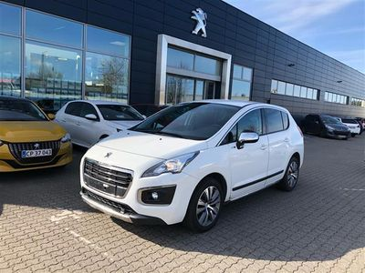 brugt Peugeot 3008 1,6 HDI Style 114HK 6g