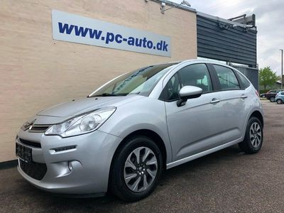 used Citroën C3 1,2 PT 82 Seduction Upgrade