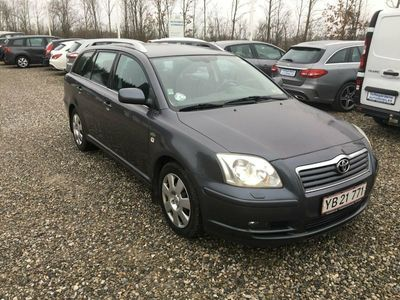 used Toyota Avensis 2,2 D-CAT 177 Executive stc.