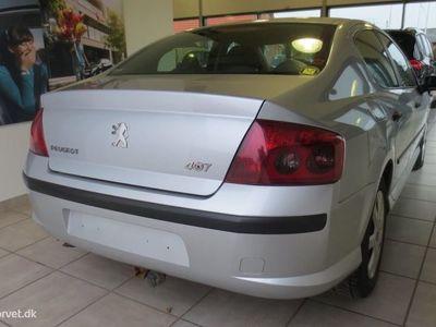 brugt Peugeot 407 2,0 HDI SR 136HK