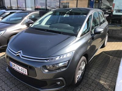 brugt Citroën C4 Picasso 1,6 Blue HDi ExtrA start/stop 120HK 6g