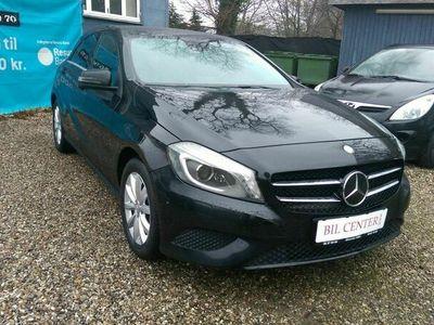 brugt Mercedes A180 1,5 CDi BE Edition