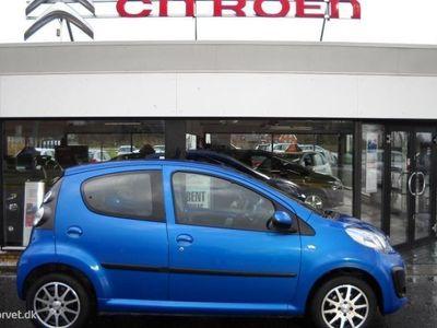 brugt Citroën C1 1,0 i Seduction 68HK 5d