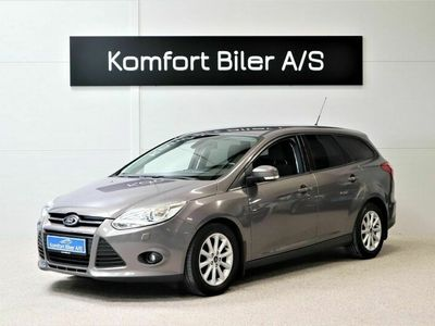 brugt Ford Focus TDCi 105 Trend stc. ECO 1,6