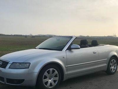 brugt Audi A4 Cabriolet 2,5