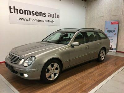 brugt Mercedes E320 2 CDi Elegance stc. aut.