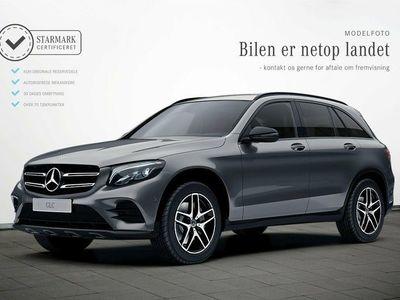 brugt Mercedes GLC300 2,0 Night Edition aut. 4-M