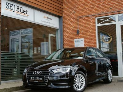 gebraucht Audi A3 1,6 TDi Ultra Attraction 110HK 3d