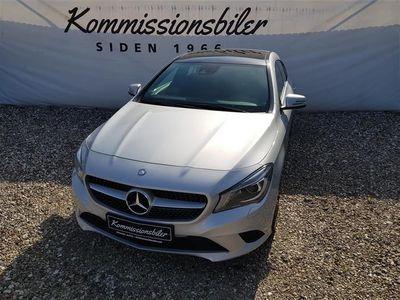brugt Mercedes CLA200 Shooting Brake d 2,1 CDI 7G-DCT 136HK Stc 7g Aut.