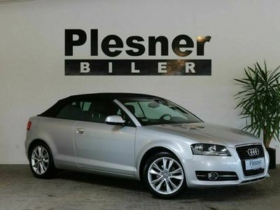 used Audi A3 Cabriolet 1,4 TFSi Ambition