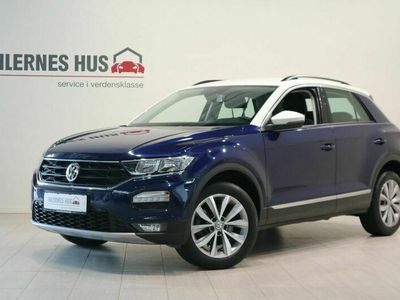 brugt VW T-Roc TSi 115 Style