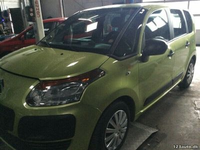 brugt Citroën C3 Picasso 1,4 VTi Attraction