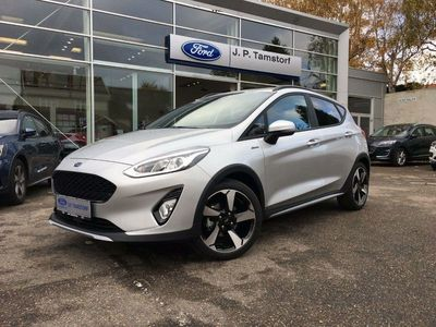 brugt Ford Fiesta EcoBoost mHEV Active X