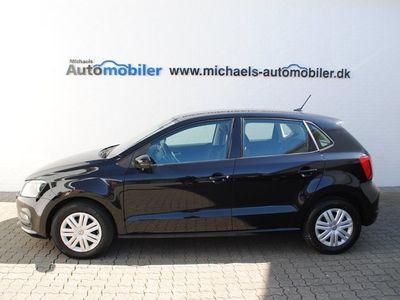 brugt VW Polo · 1,4 TDi 75 Trendline BMT · 5 d¸rs
