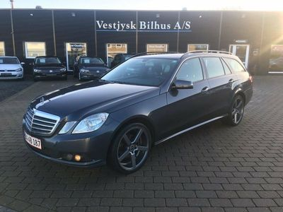 second-hand Mercedes E200 2 CDi Elegance stc. aut. BE