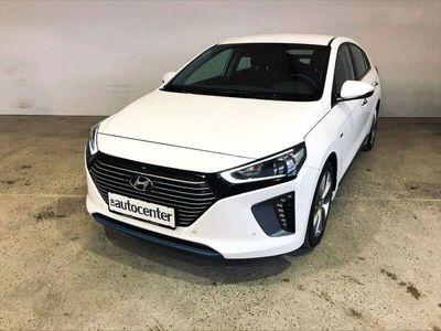 brugt Hyundai Ioniq GDi HEV Premium DCT