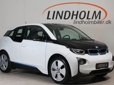 brugt BMW 125 i3kW aut.